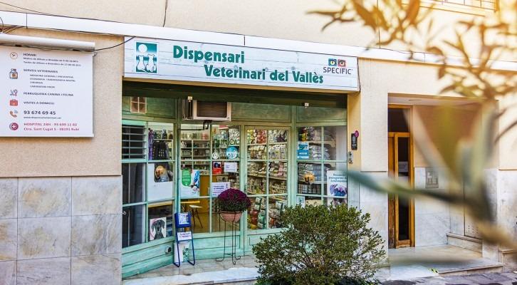 Dispensari Veterinari Sant Cugat del Vallès