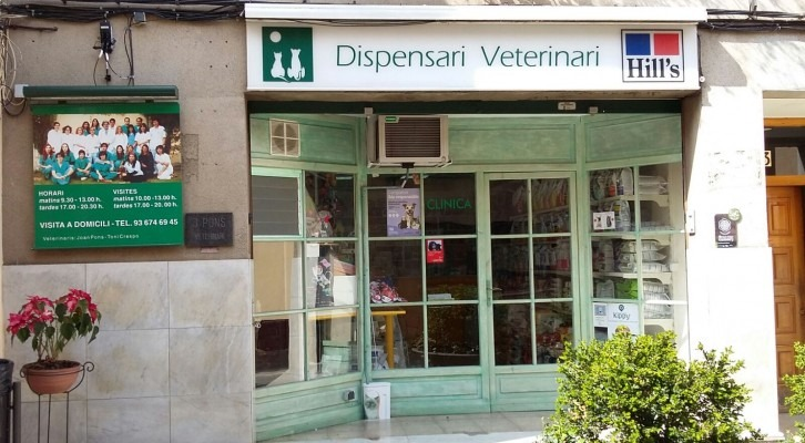 Dispensari Veterinari Sant Cugat del Vallès