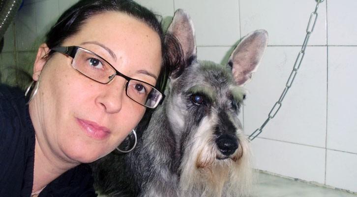 Maria Isabel Arcos - Perruquera